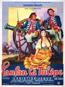 Fanfan la Tulipe - Poster / Capa / Cartaz - Oficial 1