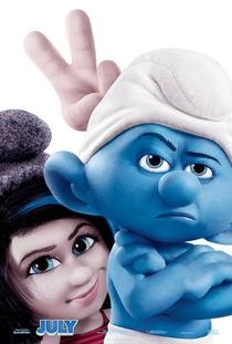 Os Smurfs 2 - Poster / Capa / Cartaz - Oficial 7