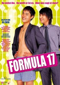 Fórmula 17 - Poster / Capa / Cartaz - Oficial 1
