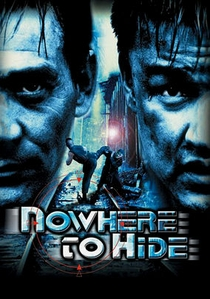 Nowhere to Hide - Poster / Capa / Cartaz - Oficial 1