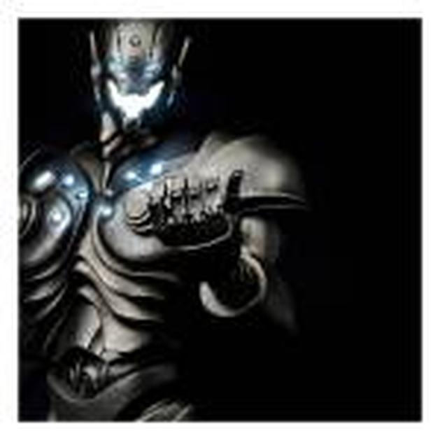 Vingadores: novas imagens da action figure de Ultron criada por Ashley Wood