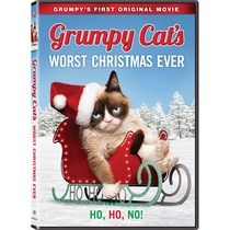 Grumpy Cat's Worst Christmas Ever - Poster / Capa / Cartaz - Oficial 2