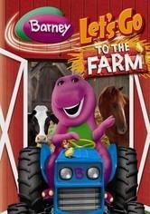 Barney: Vamos para a Fazenda - Poster / Capa / Cartaz - Oficial 1
