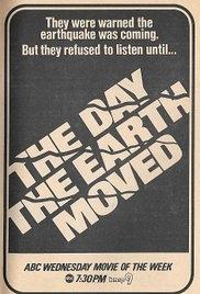 O Dia em que a Terra Tremeu - Poster / Capa / Cartaz - Oficial 1