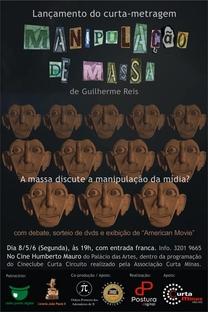 Manipulação de Massa - Poster / Capa / Cartaz - Oficial 1