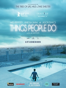Things People Do  - Poster / Capa / Cartaz - Oficial 1