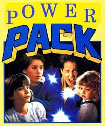 Power Pack - Poster / Capa / Cartaz - Oficial 1