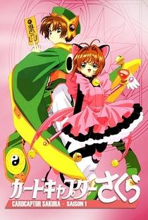 Sakura Card Captors (1ª Temporada) - Poster / Capa / Cartaz - Oficial 1