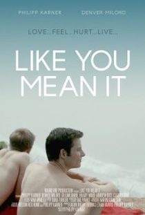Like You Mean It - Poster / Capa / Cartaz - Oficial 1