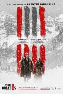 Os Oito Odiados - Poster / Capa / Cartaz - Oficial 23