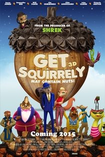 Get Squirrely - Poster / Capa / Cartaz - Oficial 1
