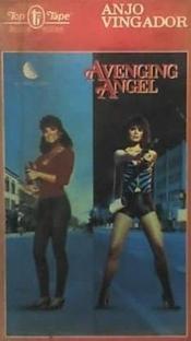 Anjo Vingador - Poster / Capa / Cartaz - Oficial 2