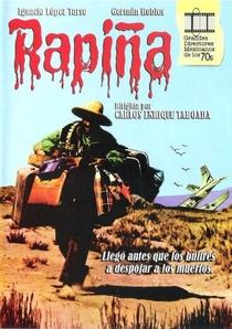 Rapiña - Poster / Capa / Cartaz - Oficial 1