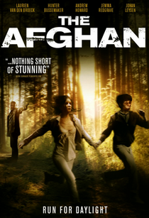 O Afegão - Poster / Capa / Cartaz - Oficial 1