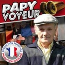Papy Voyeur - Poster / Capa / Cartaz - Oficial 1