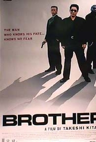 Brother - A Máfia Japonesa Yakuza em Los Angeles - Poster / Capa / Cartaz - Oficial 3