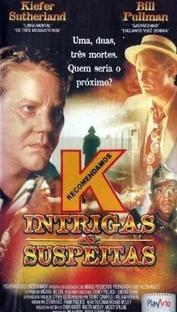 Intrigas & Suspeitas - Poster / Capa / Cartaz - Oficial 1