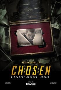 Chosen (3ª Temporada) - Poster / Capa / Cartaz - Oficial 1