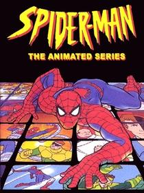 Homem-Aranha: A Série Animada (1ª Temporada) - Poster / Capa / Cartaz - Oficial 2