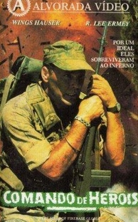 Comando de Heróis - Poster / Capa / Cartaz - Oficial 2