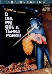 O Dia Em Que A Terra Parou - Poster / Capa / Cartaz - Oficial 12