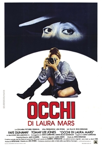 Os Olhos de Laura Mars - Poster / Capa / Cartaz - Oficial 5