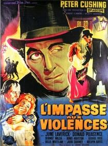 O Monstro da Morgue Sinistra - Poster / Capa / Cartaz - Oficial 1