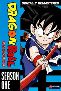 Dragon Ball (1ª Temporada) - Poster / Capa / Cartaz - Oficial 3