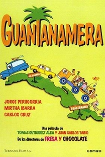 Guantanamera - Poster / Capa / Cartaz - Oficial 3