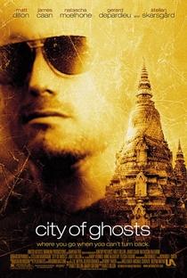 Cidade Fantasma - Poster / Capa / Cartaz - Oficial 2