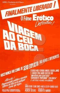 Viagem ao Céu da Boca - Poster / Capa / Cartaz - Oficial 2