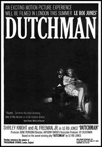 Dutchman - Poster / Capa / Cartaz - Oficial 2