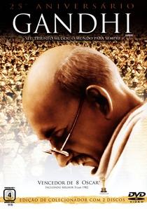 Gandhi - Poster / Capa / Cartaz - Oficial 12
