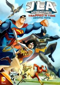 As Aventuras da Liga da Justiça: Armadilha do Tempo - Poster / Capa / Cartaz - Oficial 1