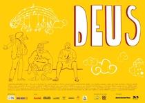 Deus - Poster / Capa / Cartaz - Oficial 1