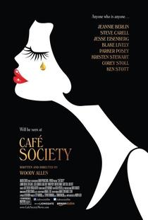 Café Society - Poster / Capa / Cartaz - Oficial 1