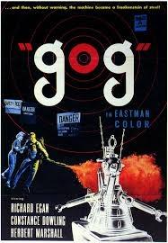 Gog, O Monstro de Cinco Mãos - Poster / Capa / Cartaz - Oficial 1
