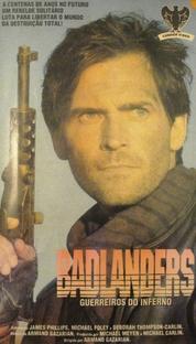 Badlanders - Guerreiros do Inferno - Poster / Capa / Cartaz - Oficial 1