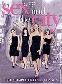 Sex and the City (1ª Temporada) - Poster / Capa / Cartaz - Oficial 2