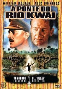 A Ponte do Rio Kwai - Poster / Capa / Cartaz - Oficial 11