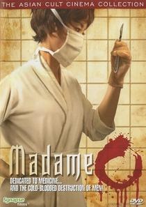 Madame O - Poster / Capa / Cartaz - Oficial 2