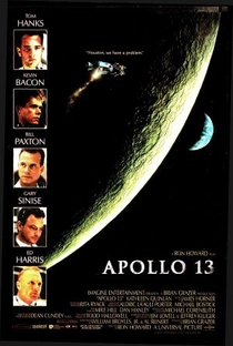 Apollo 13 - Do Desastre ao Triunfo - Poster / Capa / Cartaz - Oficial 1
