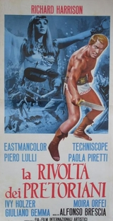 La Rivolta dei Pretoriani - Poster / Capa / Cartaz - Oficial 1