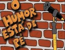 Stand-up Comedy: O Humor está de pé - Poster / Capa / Cartaz - Oficial 1