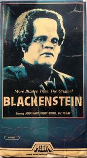 Blackenstein - Poster / Capa / Cartaz - Oficial 4