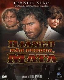 Django Não Perdoa, Mata - Poster / Capa / Cartaz - Oficial 2