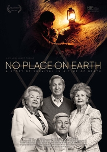 No Place on Earth - Poster / Capa / Cartaz - Oficial 3