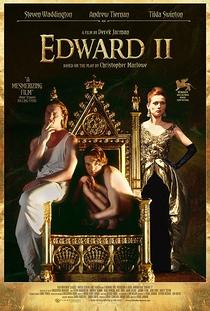 Eduardo II - Poster / Capa / Cartaz - Oficial 7