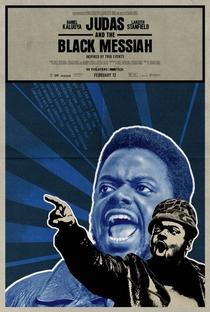 Judas e o Messias Negro - Poster / Capa / Cartaz - Oficial 2