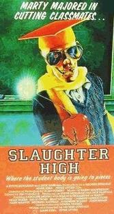 Slaughter High - Poster / Capa / Cartaz - Oficial 3